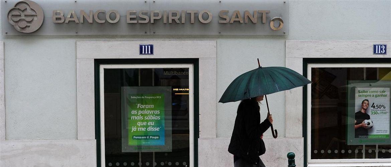 Банк Espírito Santo Financial Group