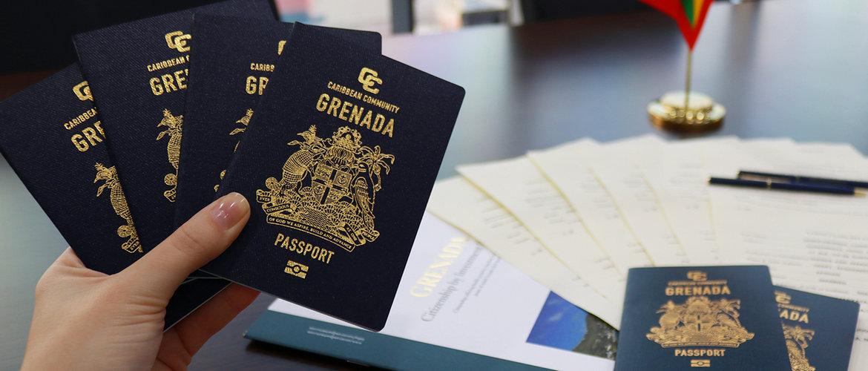 Оформление гражданства Гренады