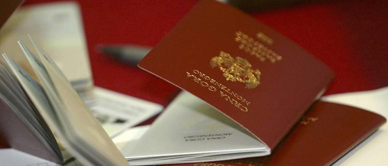 Паспорт Черногории для россиян