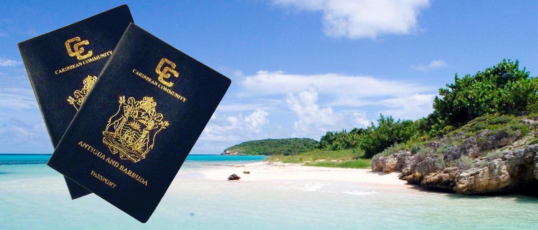 Получить гражданство Антигуа и Барбуды