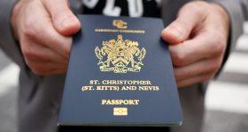 Паспорт Сент-Китс и Невис за инвестиции в 2021 году