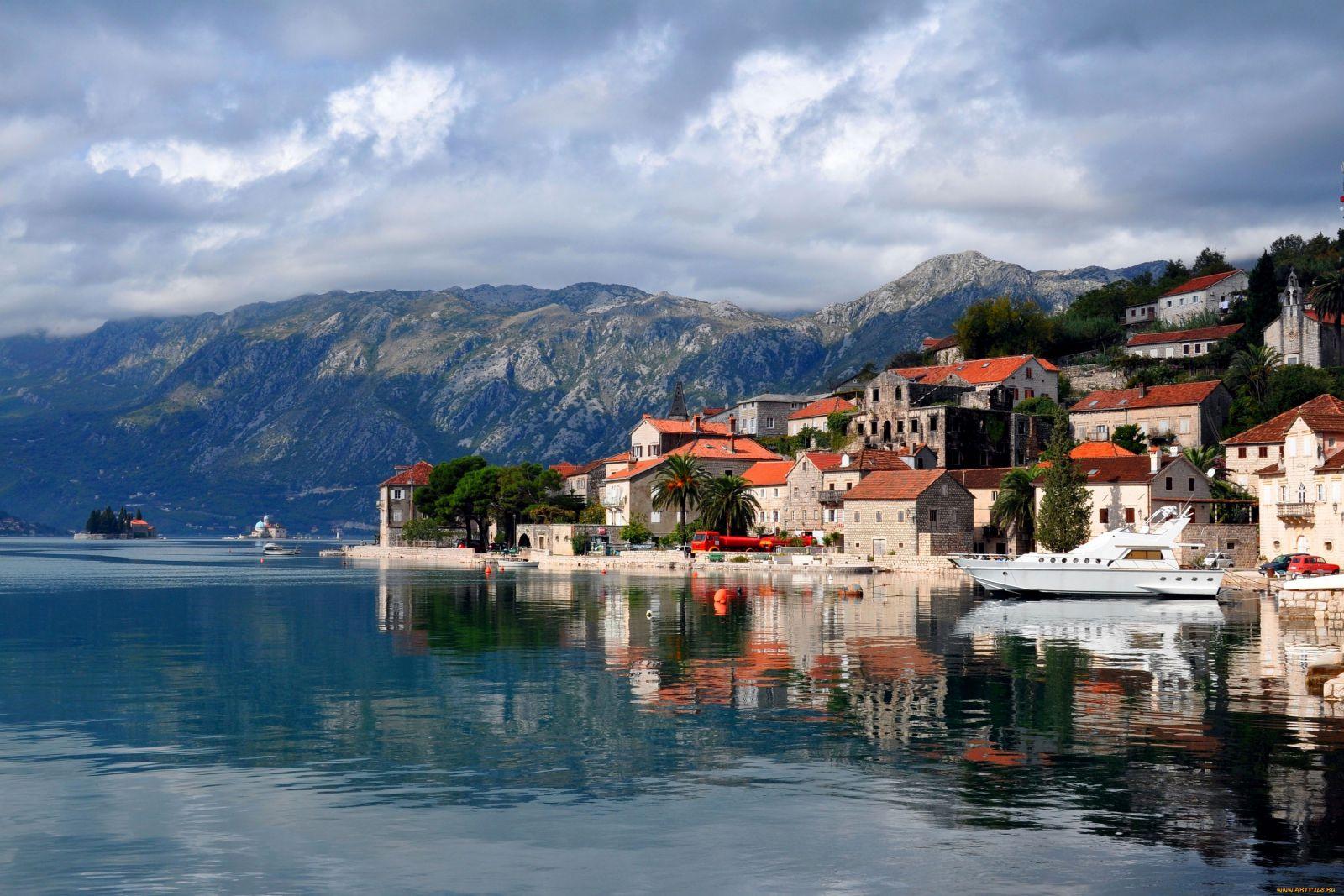 Недвижимость Черногории